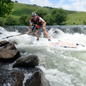 Dusi history as stand-up paddlers get green light