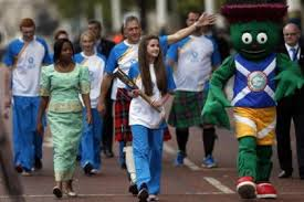 Glasgow 2014 Queen's Baton Relay to arrive in 14 days
