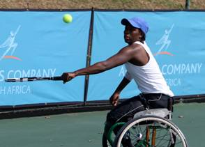 Sithole and Montjane sweep into finals
