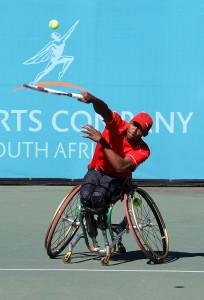 Grieving Maripa goes down at SA Open