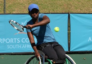 Sithole and Montjane post solid wins at Gauteng Open