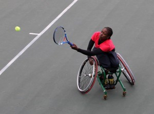 Wheelchair tennis aces back in SA for big clashes