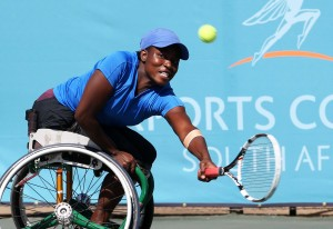 Sithole, Montjane book spots in SA Open semi-finals