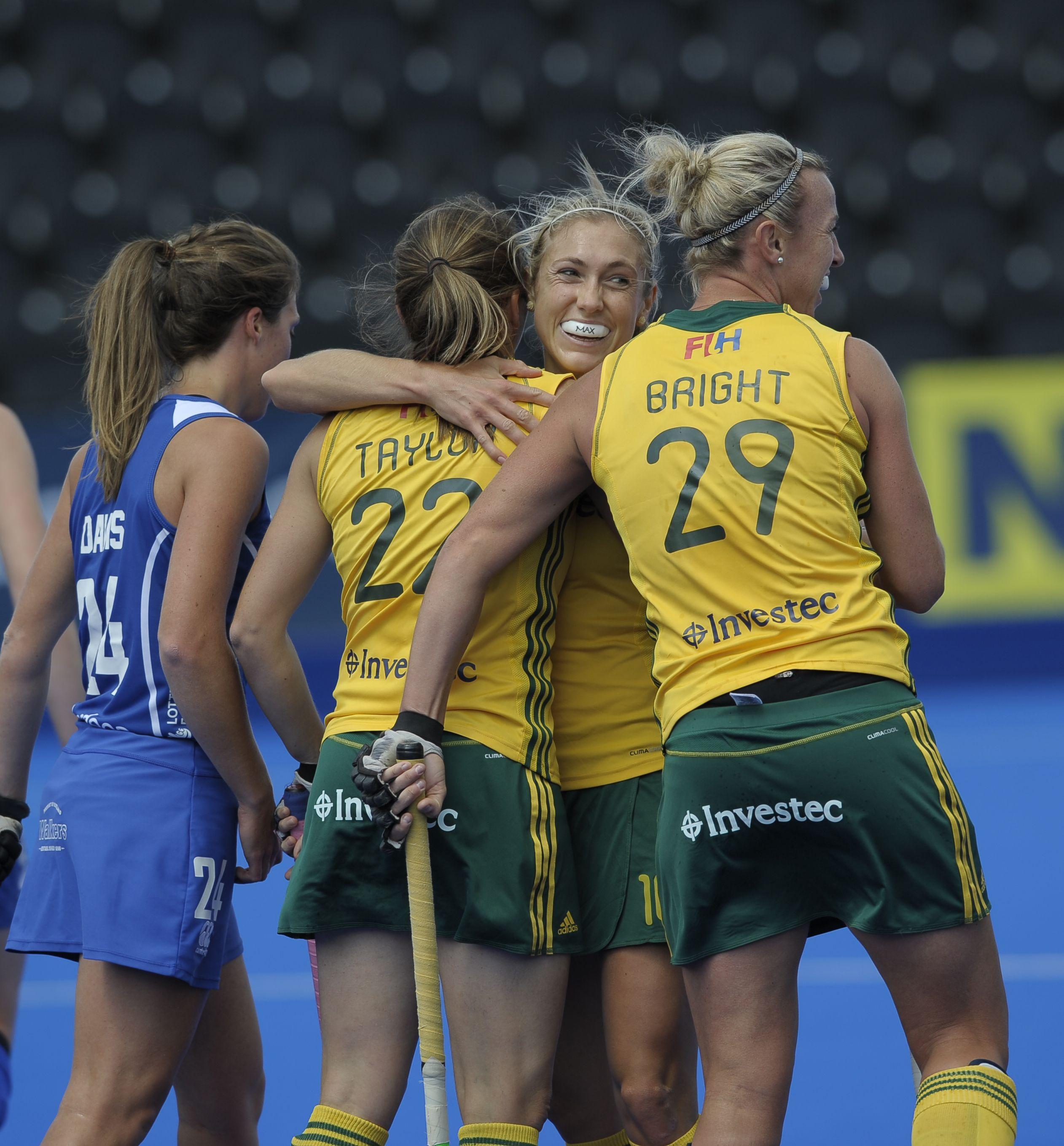 SA women's side beat Scotland but men go down to Irish