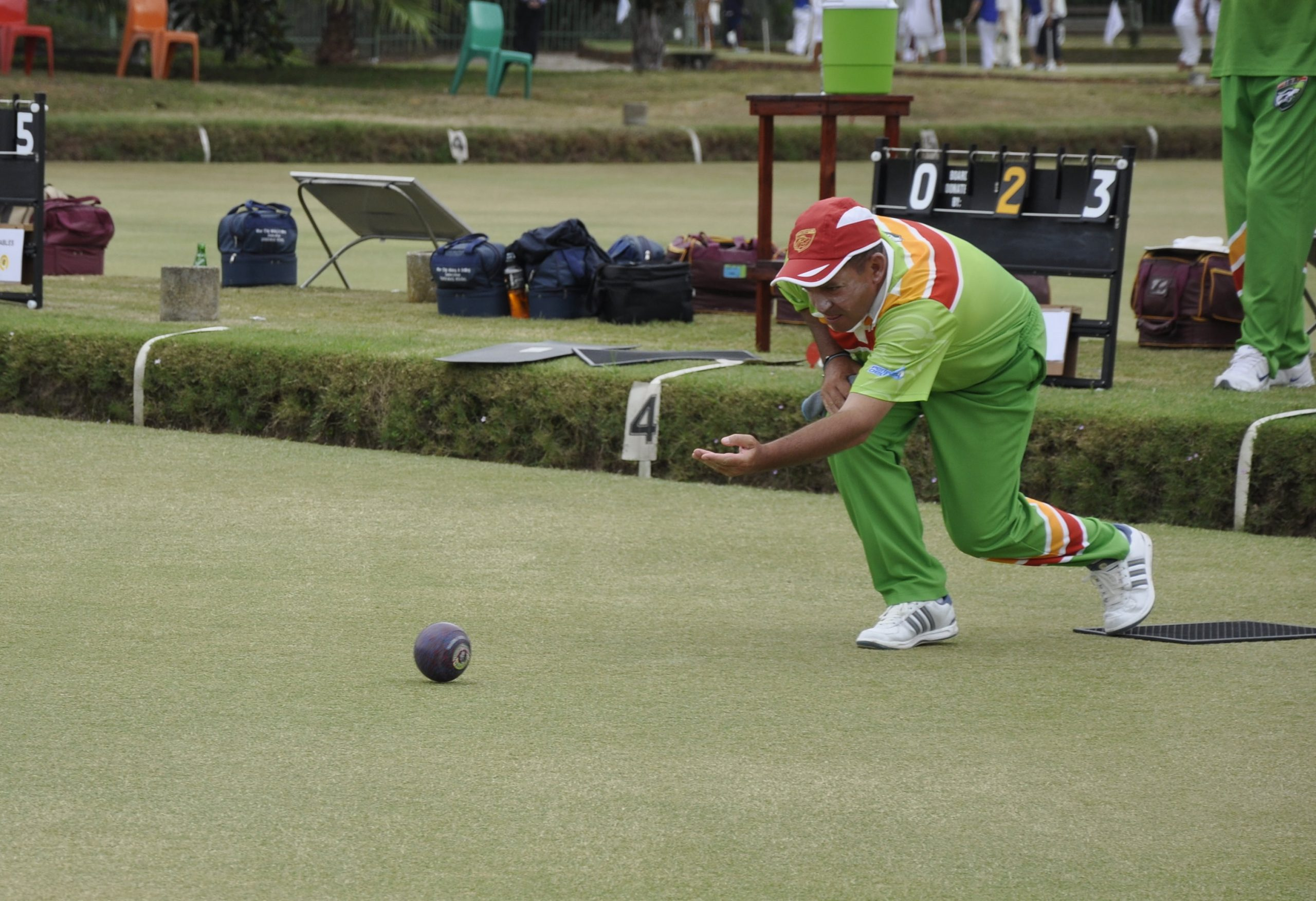 SA bowlers now know what they're up against in Glasgow