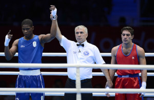 2012 London Olympics: Mens boxing