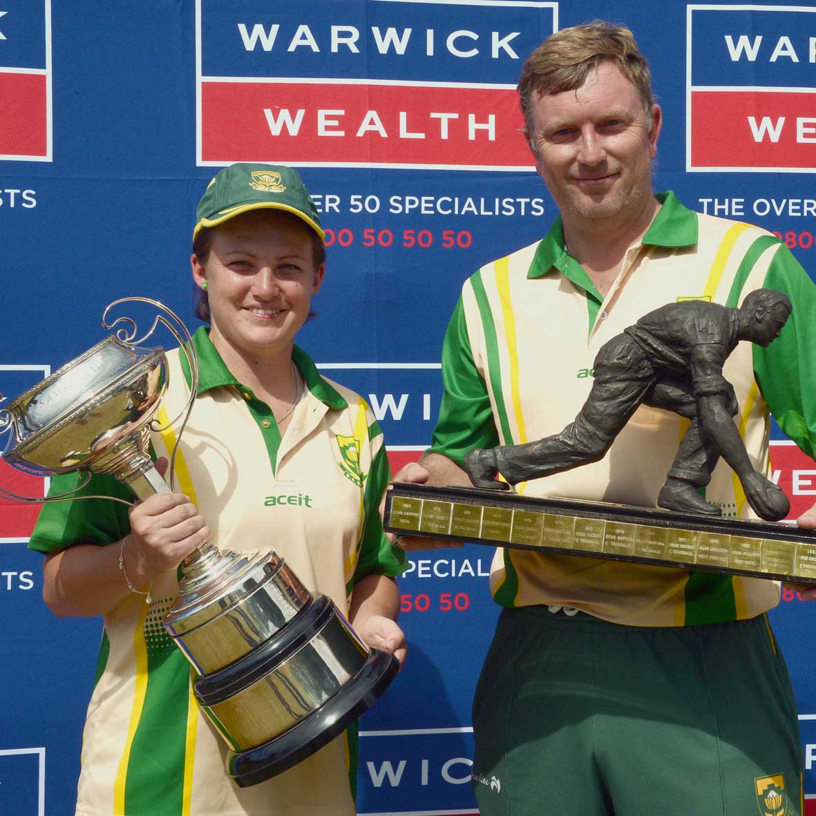 She's young but 'old hand' Botha is gunning for medals