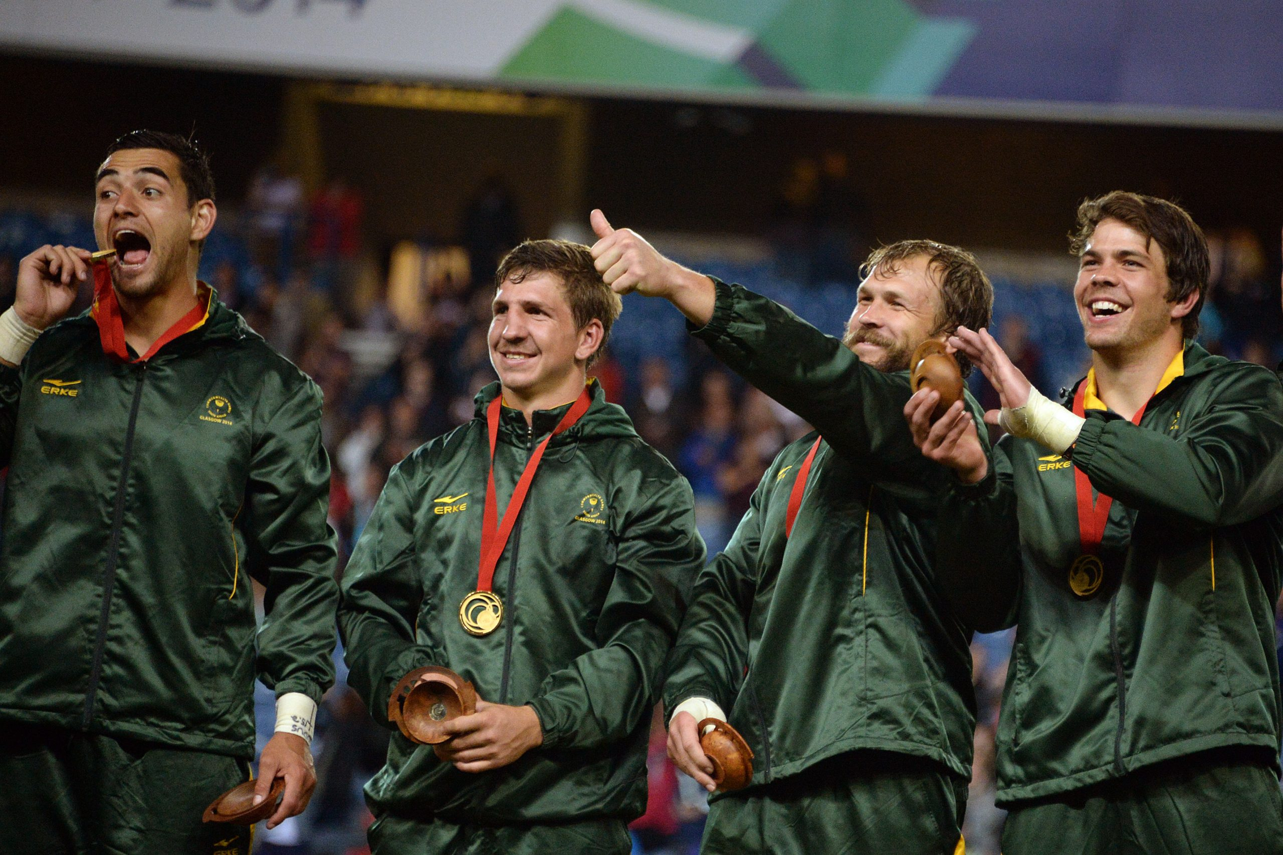 It's GOLD as SA Sevens side produce the magic