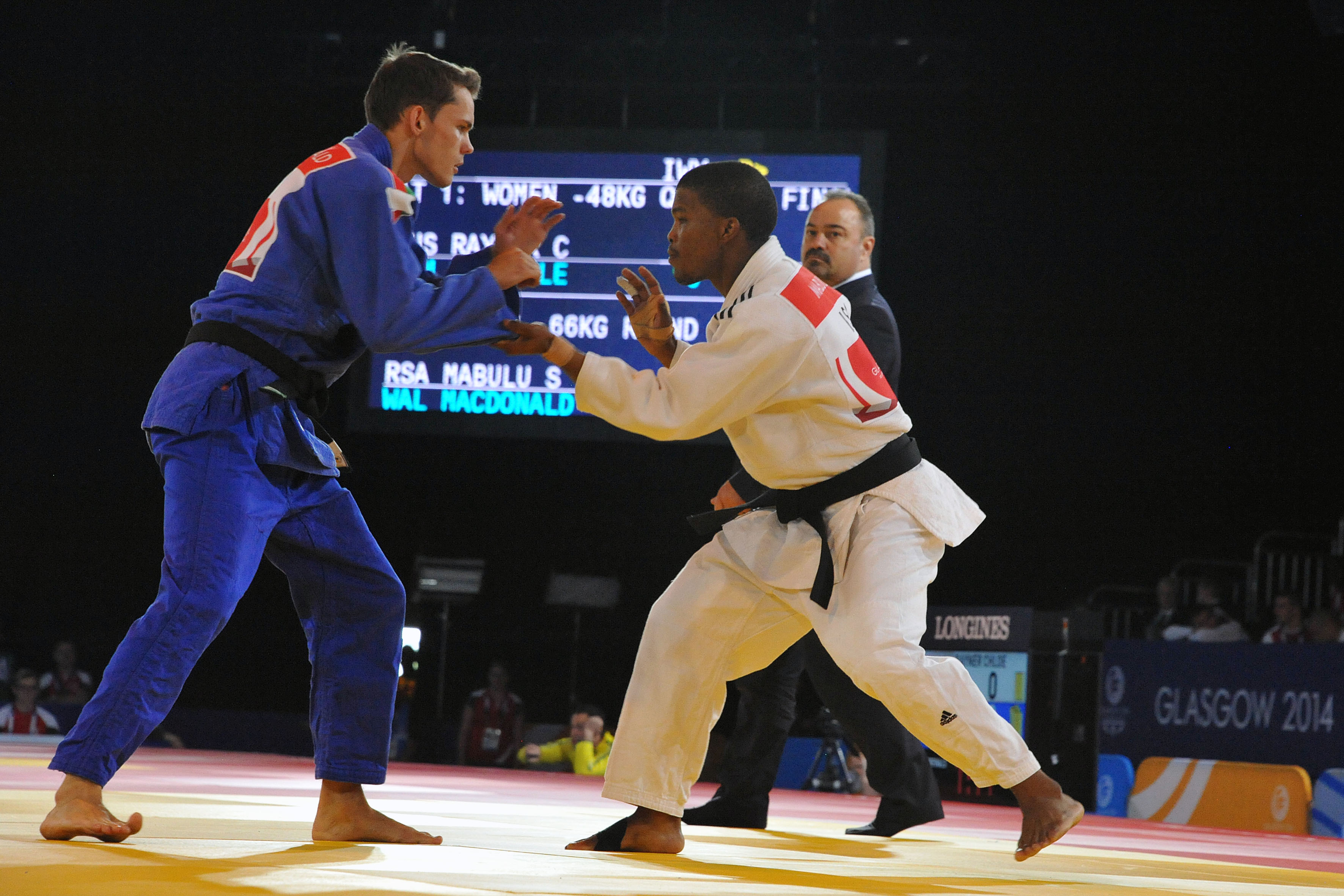 Mabulu makes it two medals for Team SA