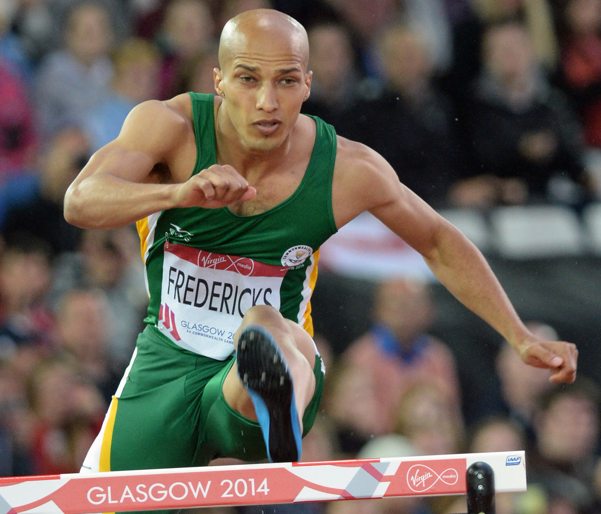 Flying Fredericks helps SA beat 2010 Games tally