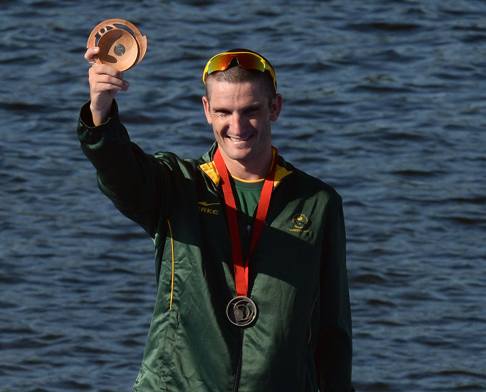 Murray's bronze makes it medal No 1 for Team SA