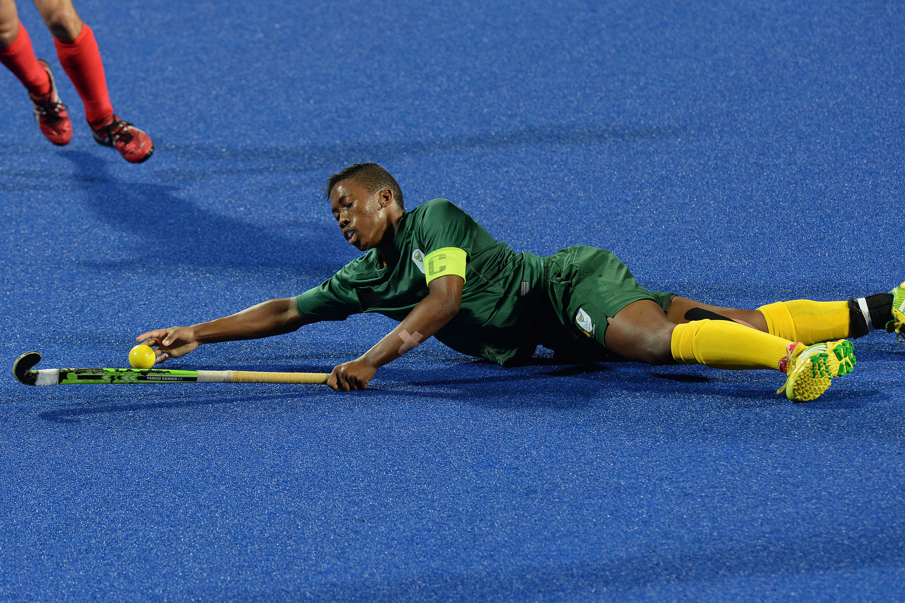 Hockey boys go down fighting as Games wrap up