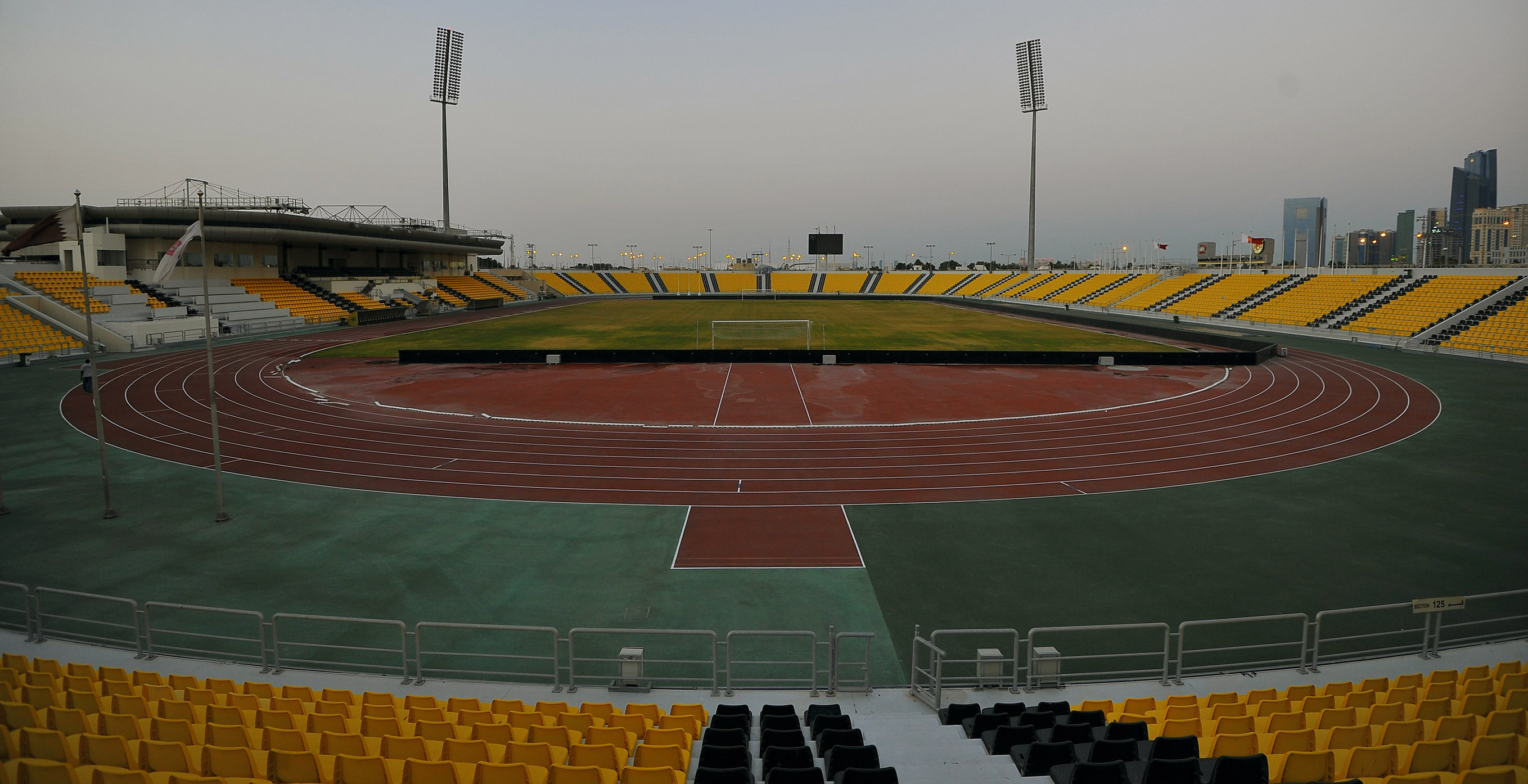 IPC Athletics World Championships now a month earlier