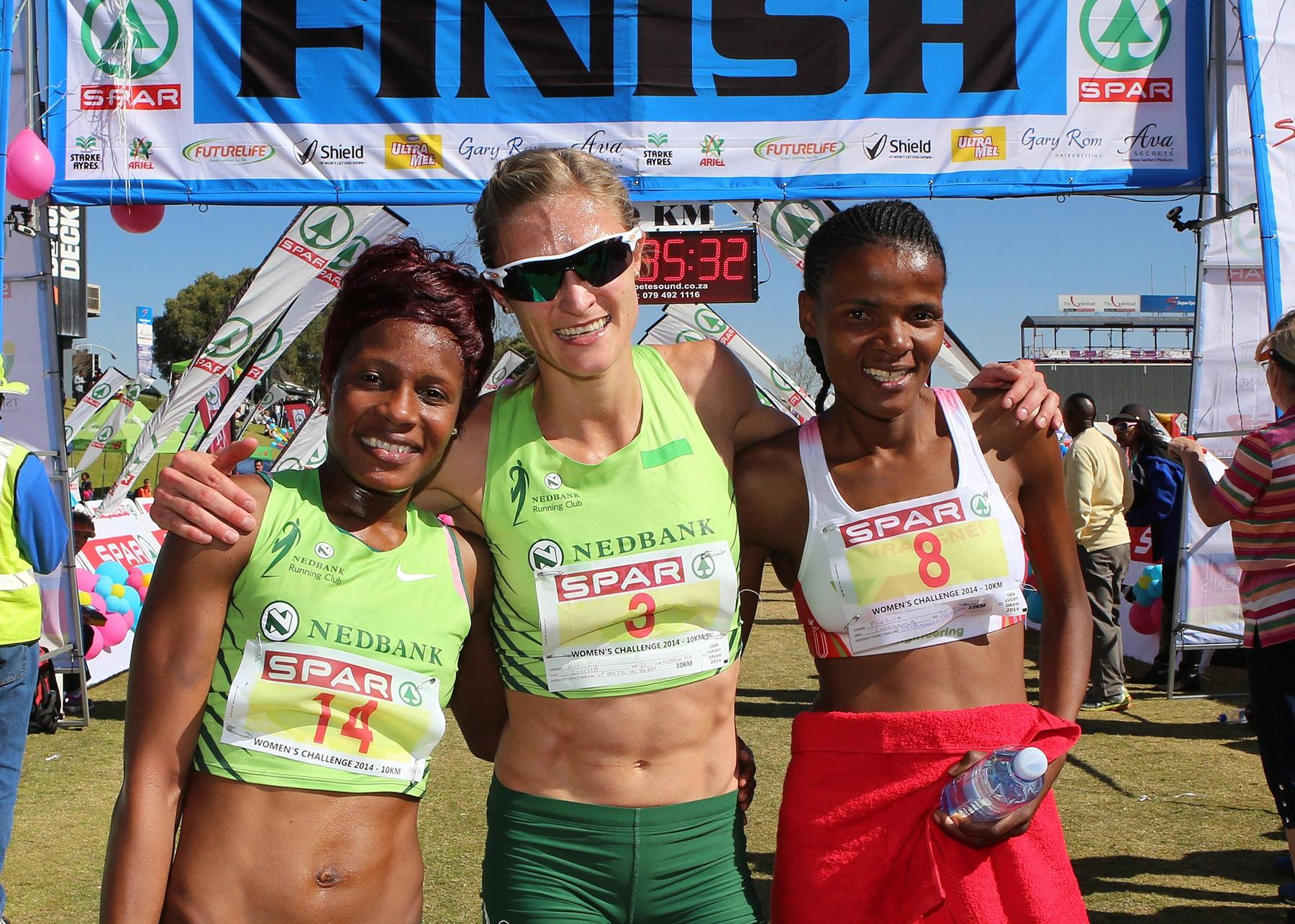 Olympian Van Zyl snatches Challenge win