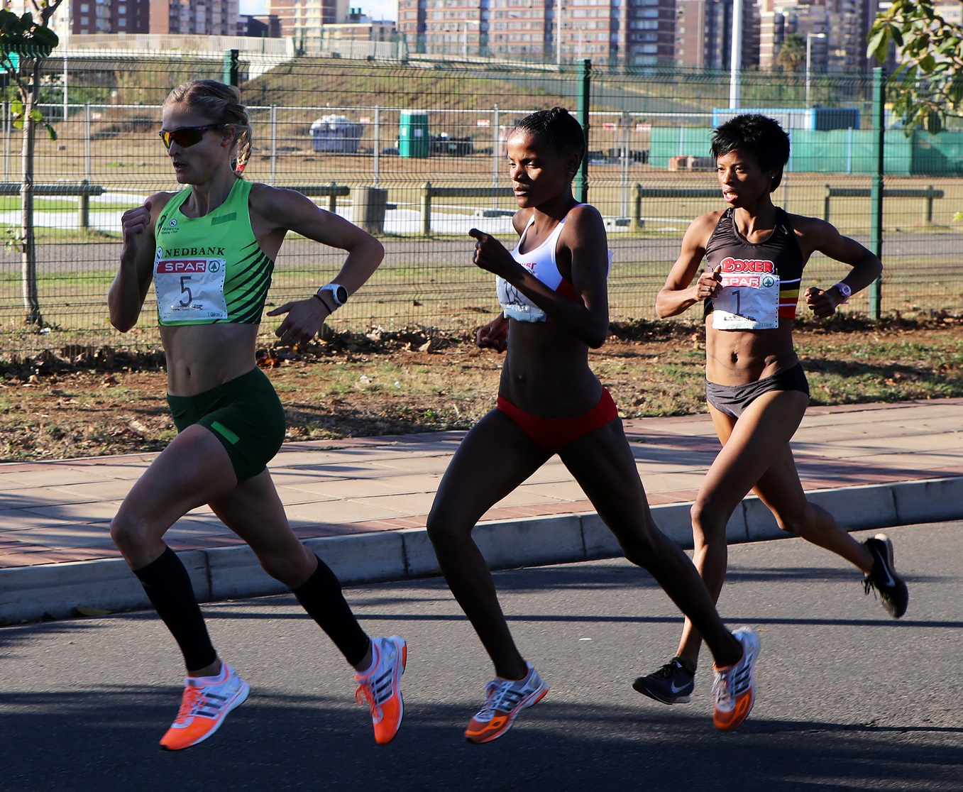 Fastest women set sights on final 10km Challenge