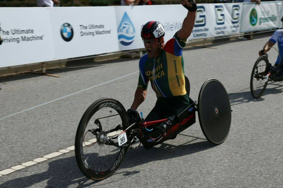Ernst sprints to World Championships gold in US