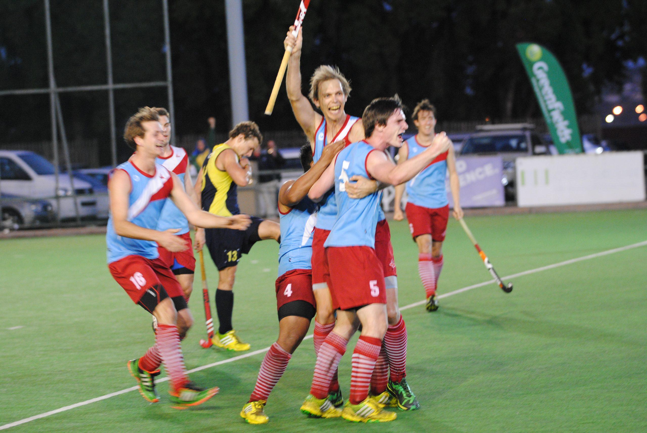 Victorious Pens make SA hockey history