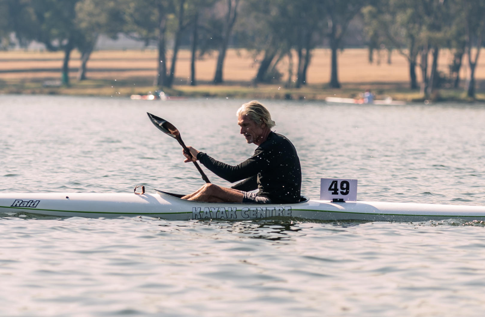 Six of the best for SA paddlers in Oklahoma City