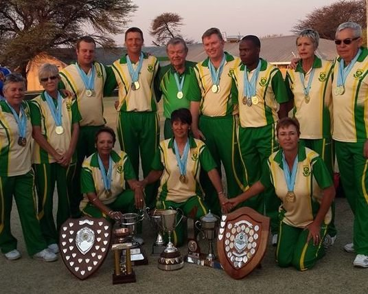 High fives as SA bowlers take African States title