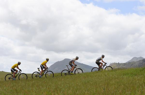 Olympian Buys battles back in Cape Pioneer Trek