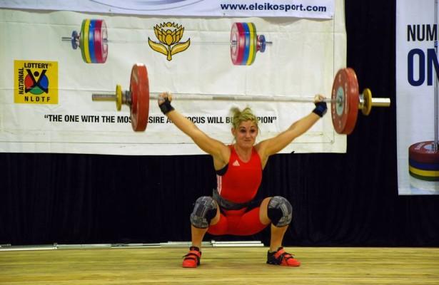 Mona Pretorius - Senior champ of champs