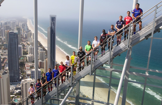Gold Coast Sevens 2014