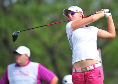 Pace wins play-off to make it a home-town victory at SA Open