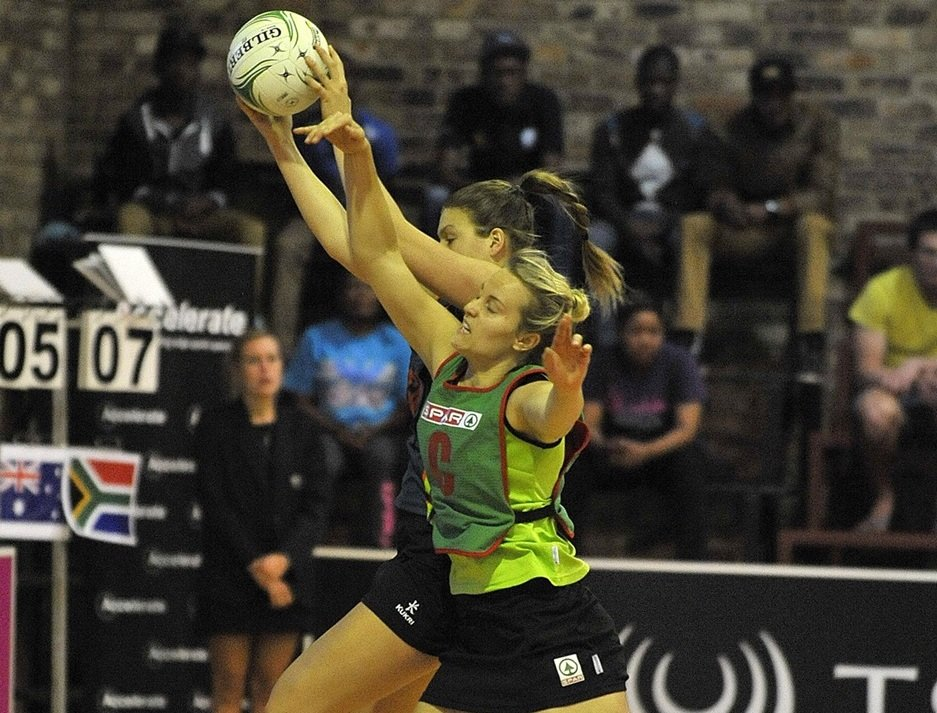 SA netballers square series by downing Aussies