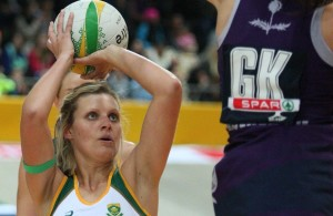 Spar Challenge netball test series: South Africa v Scotland, 2nd test