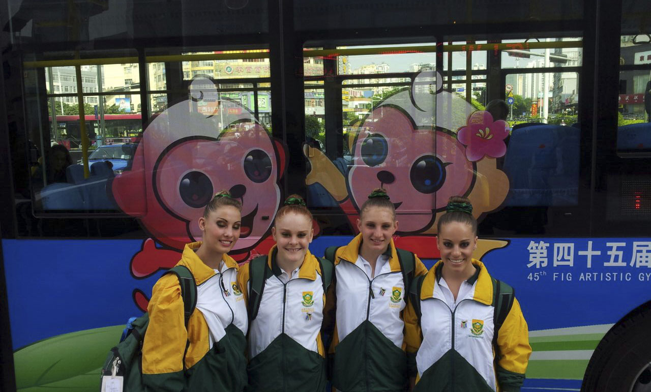 SA girls punch above their weight at World Championships