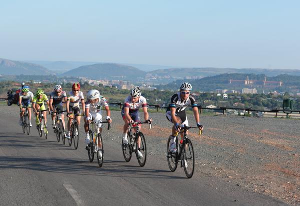 Janse van Rensburg, Pasio scoop Unite4Mandela cycle honours