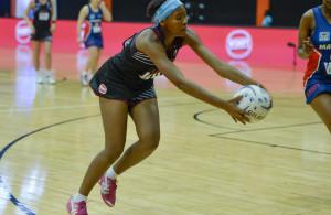 Varsity Netball 2014