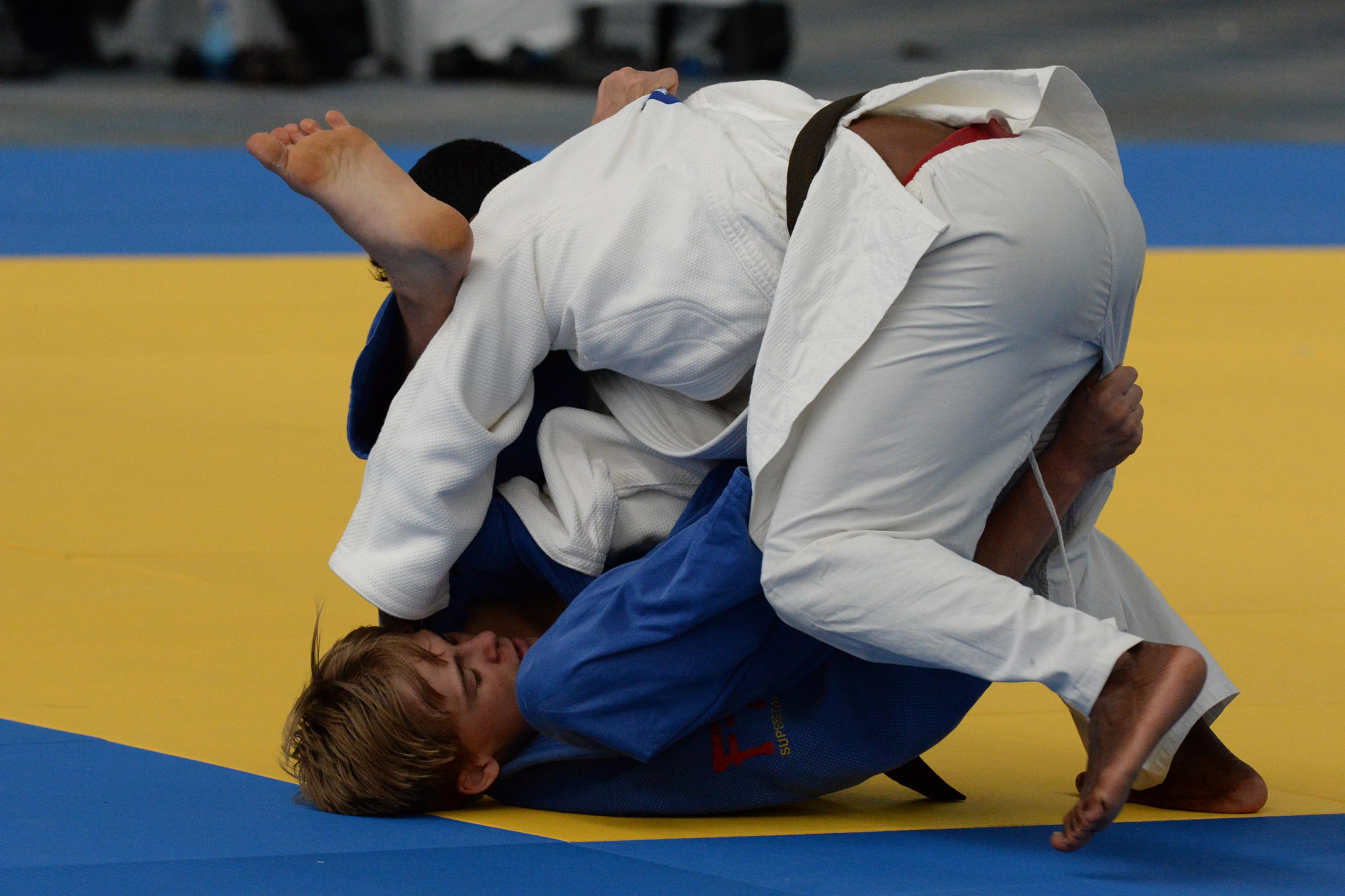Young judoka players out to grab Region 5 medals