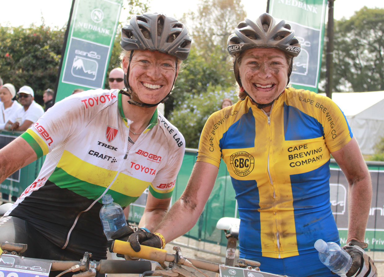 Sim and Stenerhag seal Classic wins in Paarl