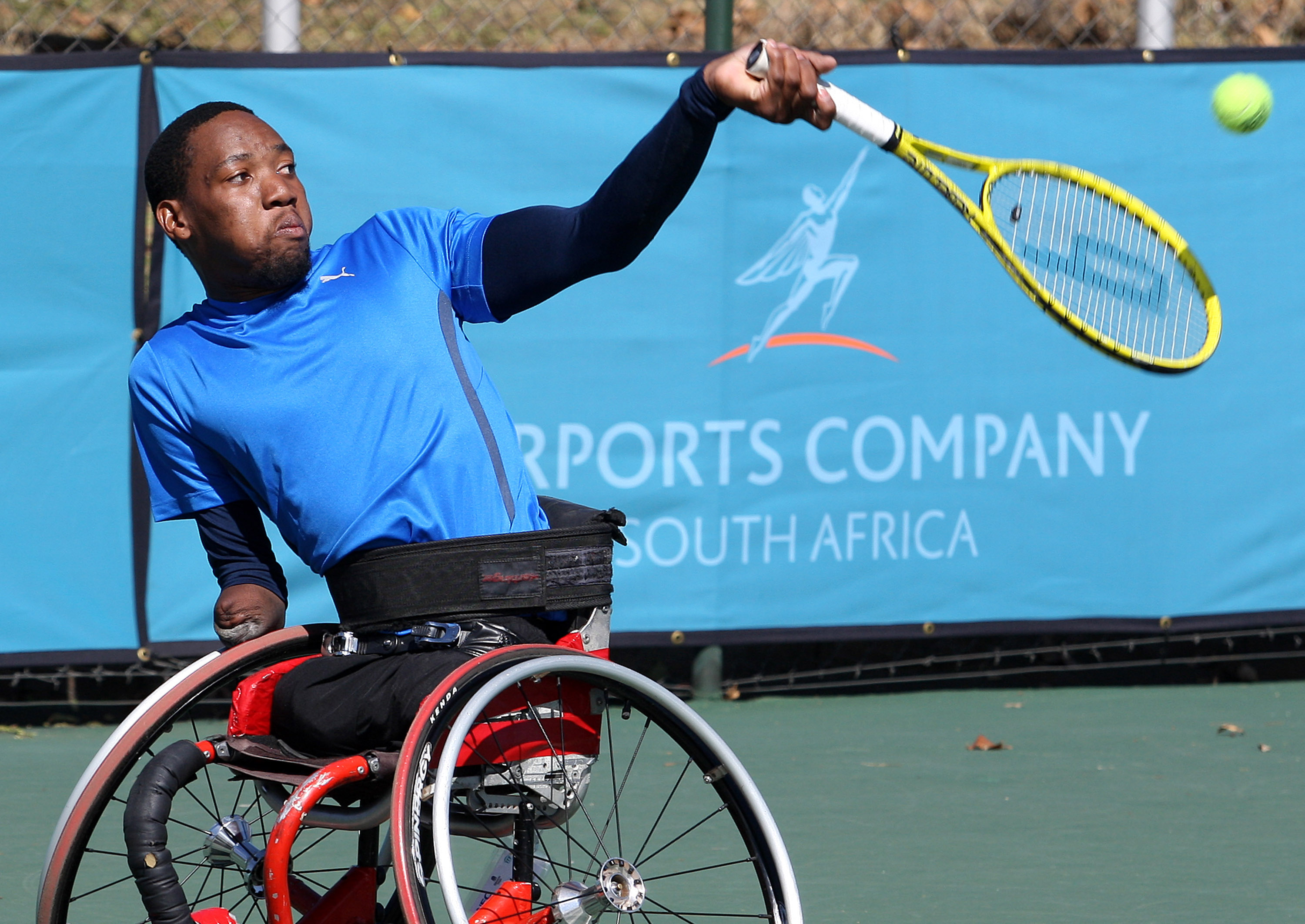 Early setback for SA's Paralympians at the Masters