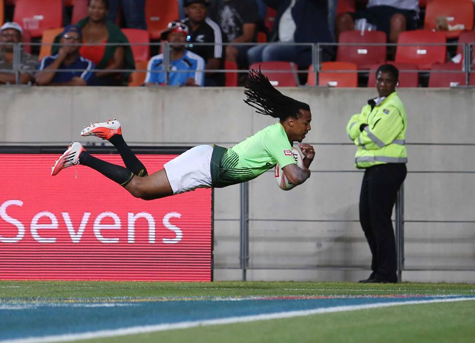 Unbeaten Blitzboks take on England in Cup quarters