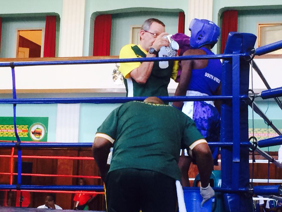 One boxing win for SA and netballers win too