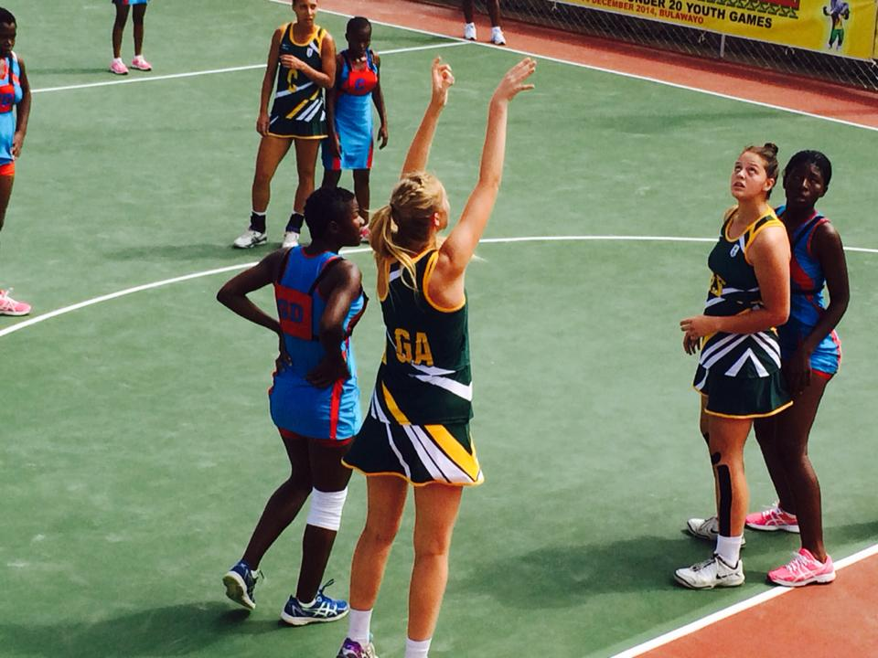 Netballers win twice to edge closer to Region 5 gold