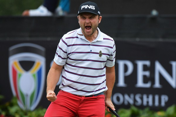 Sullivan seals first European Tour win at SA Open