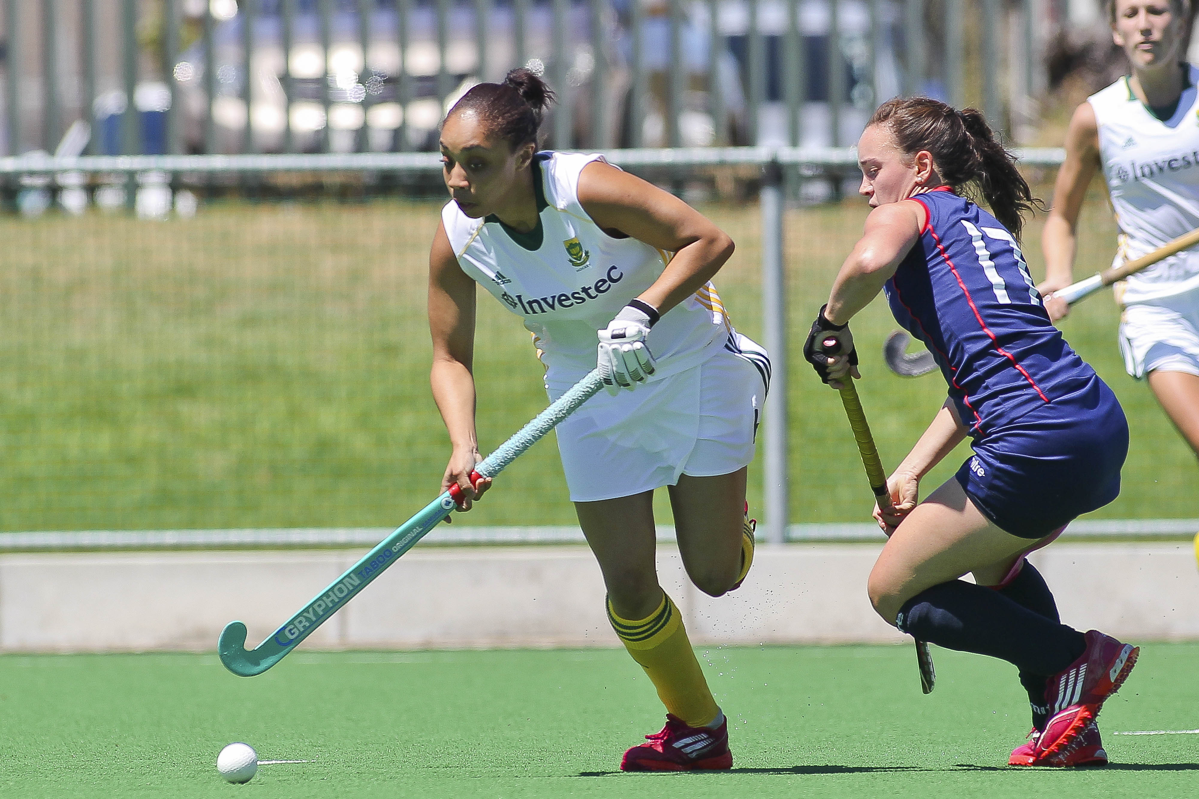SA men fight back for a draw but women go down at Hartleyvale