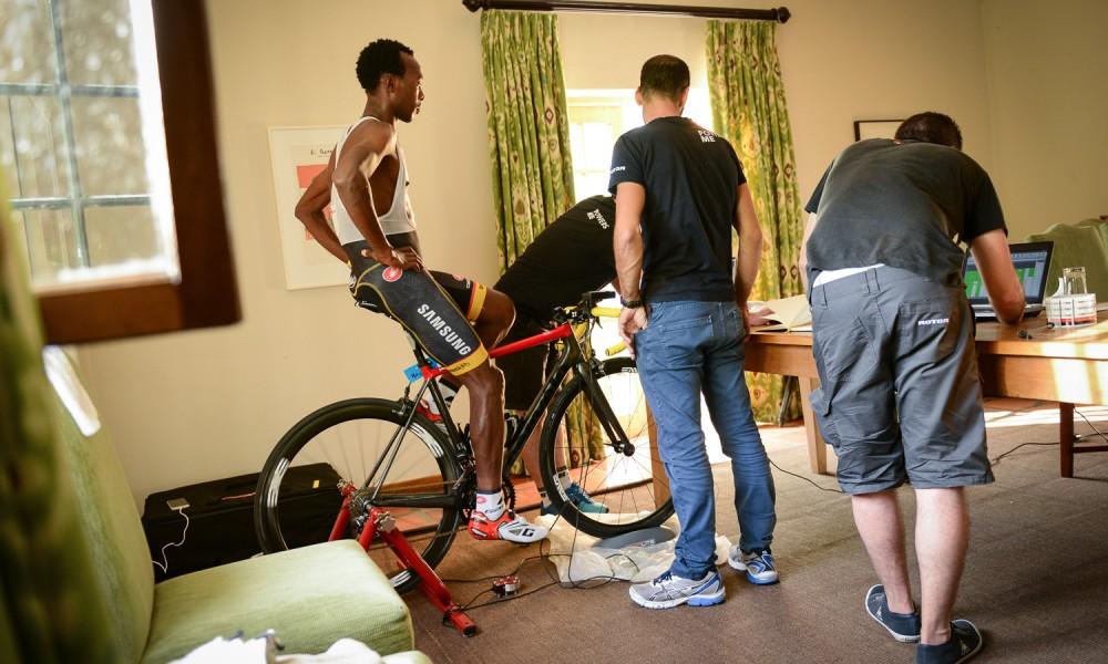 MTN-Qhubeka plan for Tour de France    in Spain   SASCOC