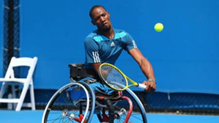 Sithole set to seal a spot in the finals of Aussie Open