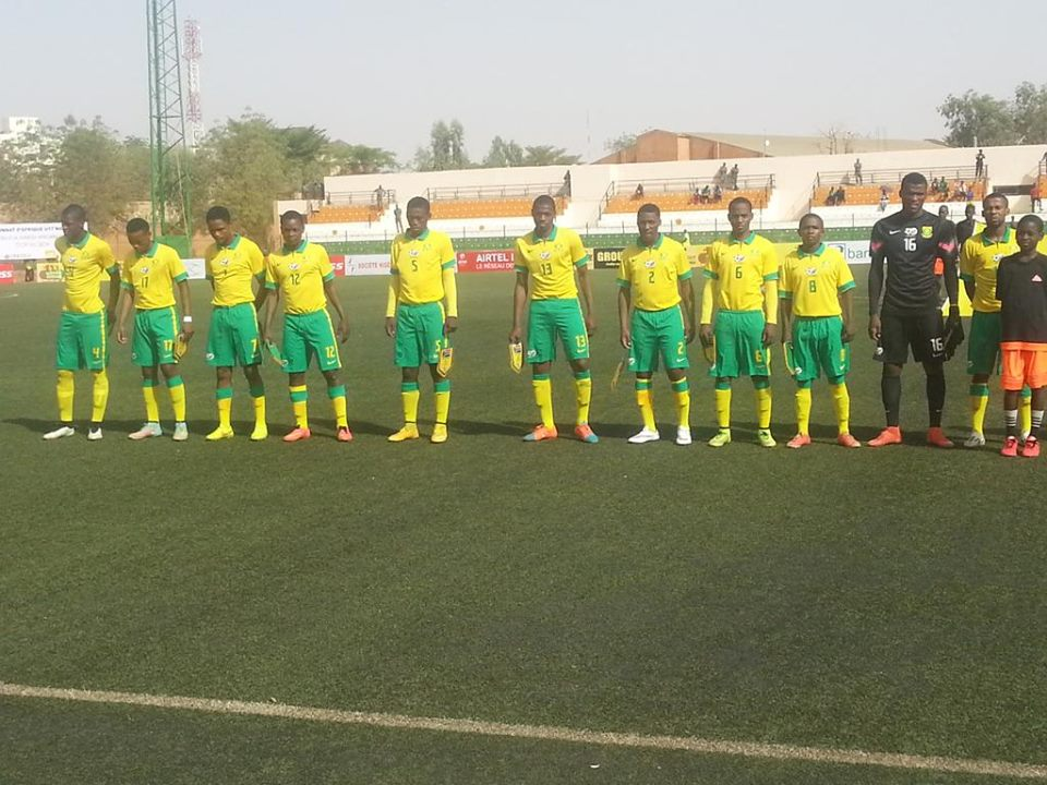 Amajimbos fight back to draw after two-goal deficit