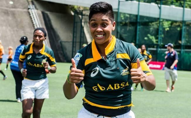 SA women's sevens side set on top four spot in Brazil
