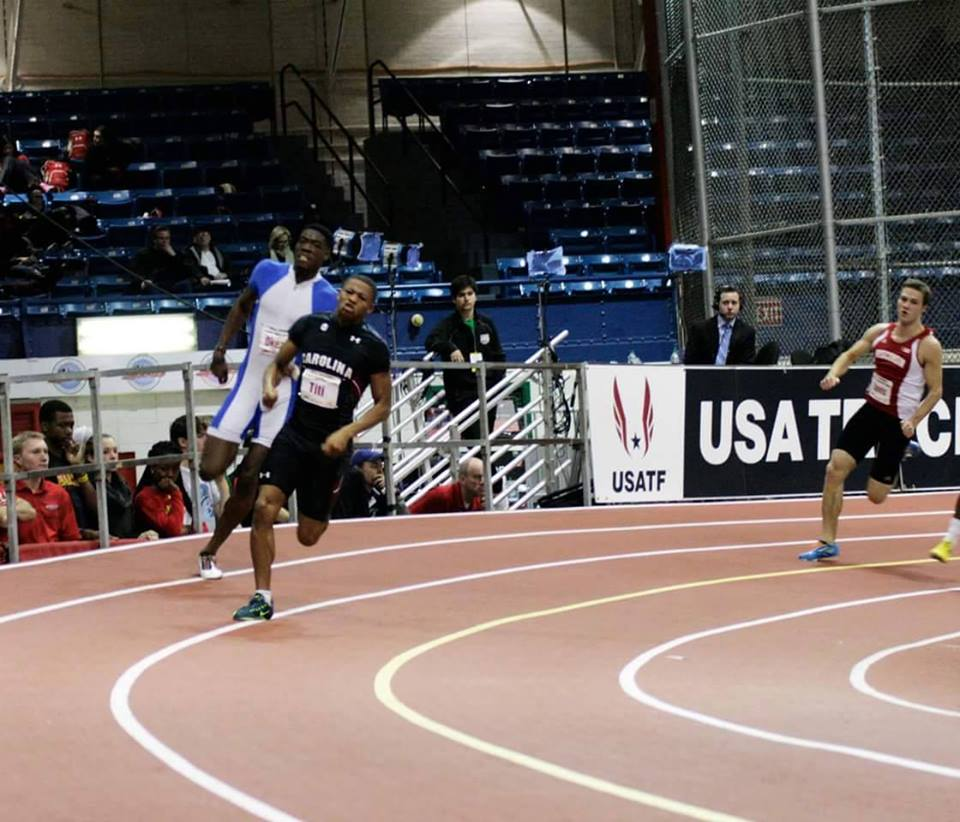 Low-flying Titi blitzes to new sprint best in the US