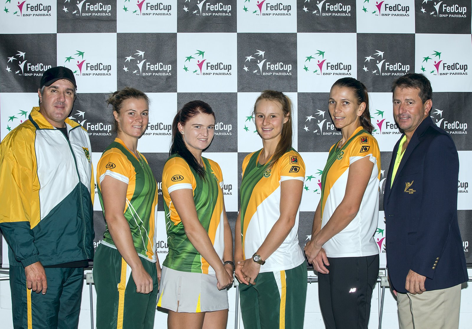 SA flatten Finland to win Fed Cup promotion