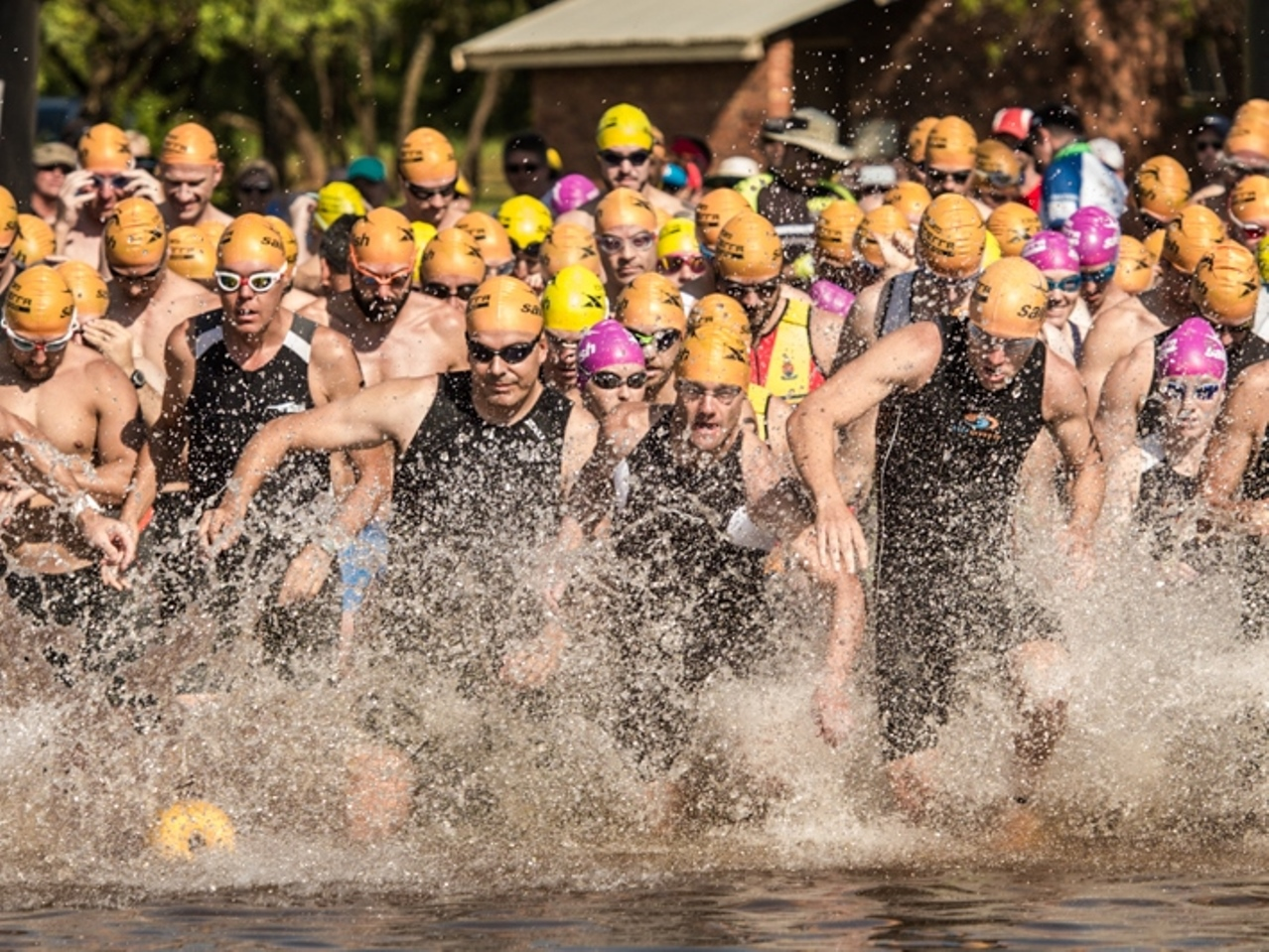 Olympic swimmers to line up for Cape Mile