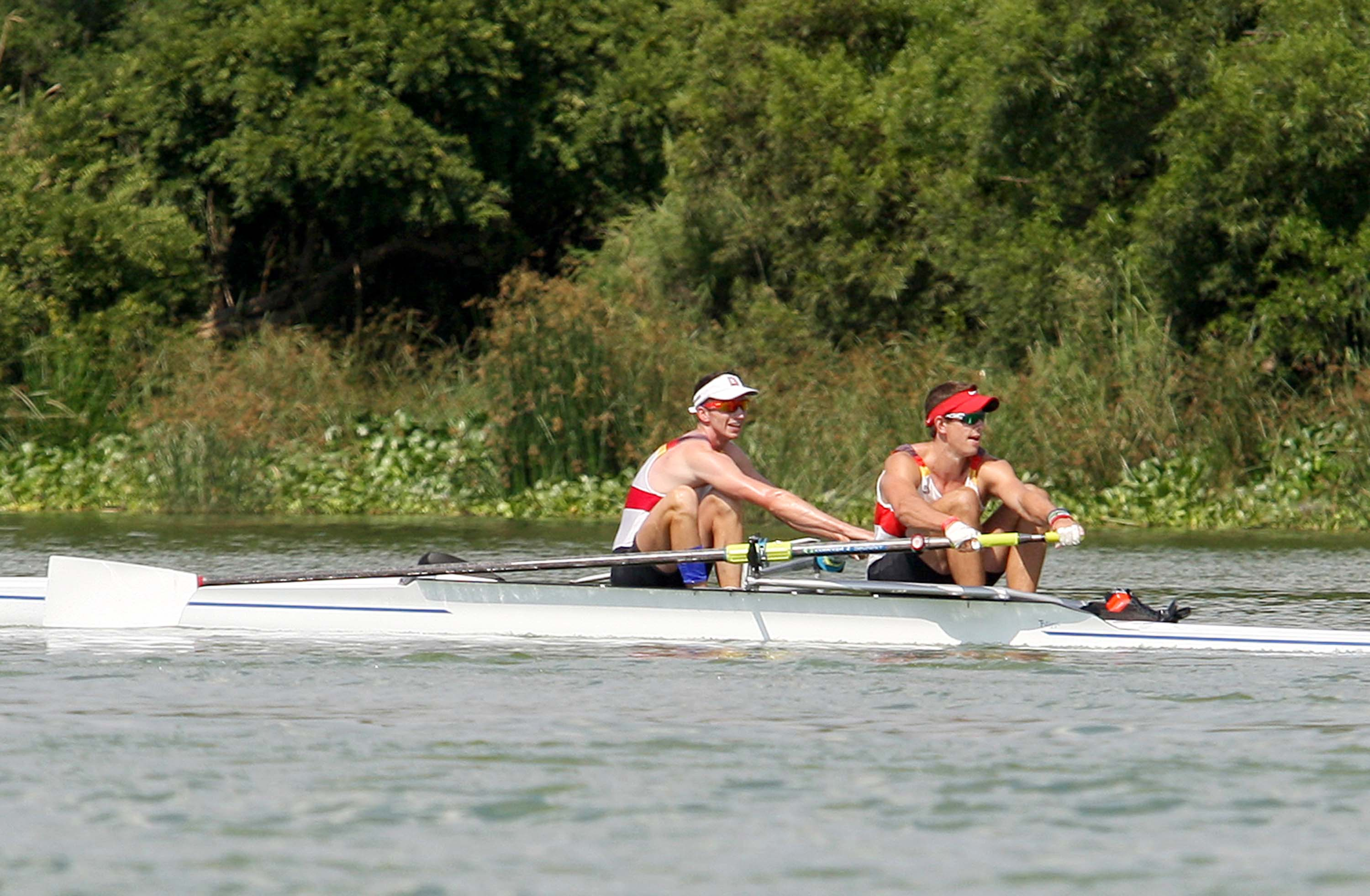 Even Olympic rowers still have 'Grand' aspirations