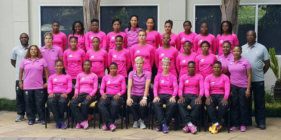 Pauw makes changes for All Africa Games qualifer