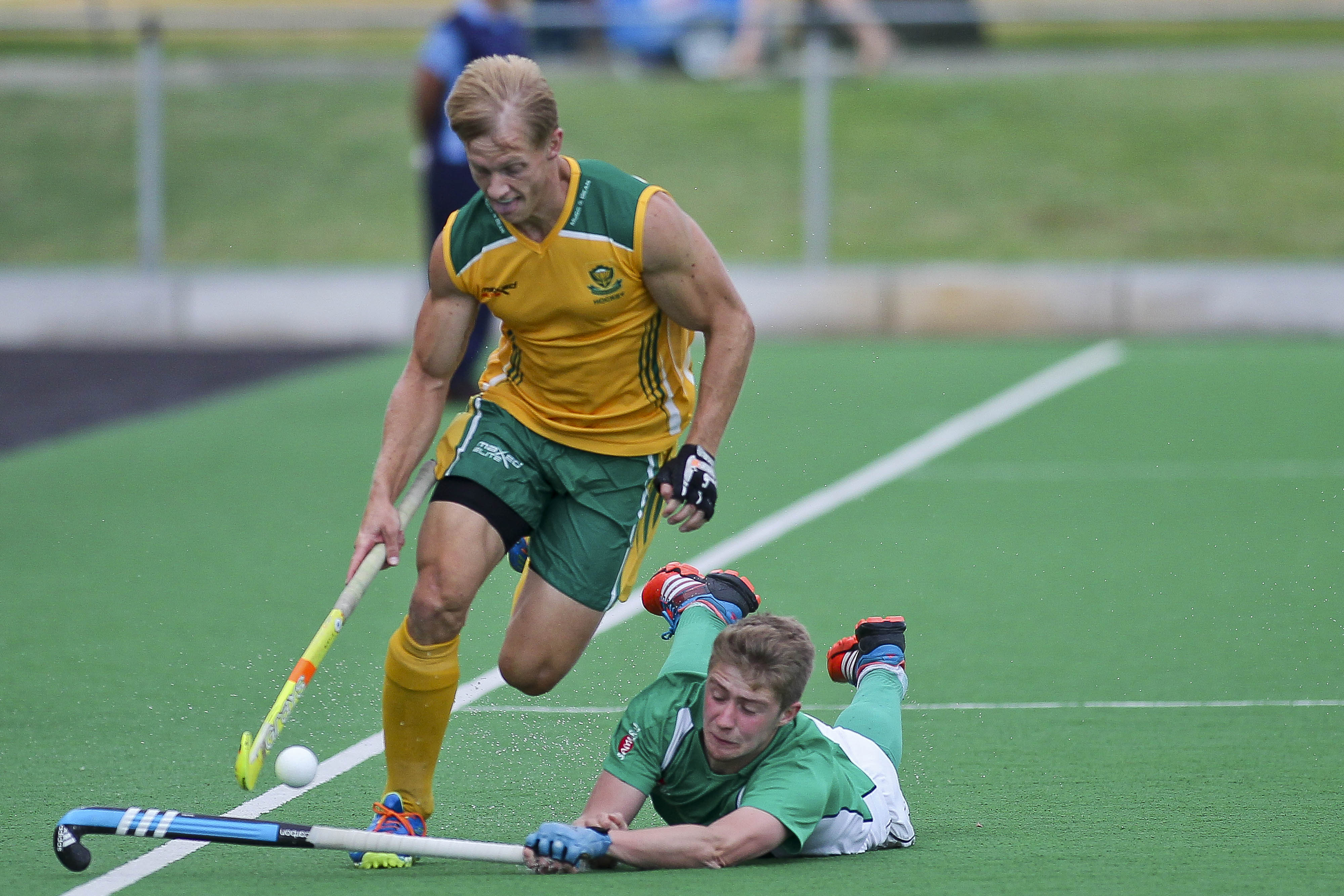 SA hockey squad named for Cape Town tournament